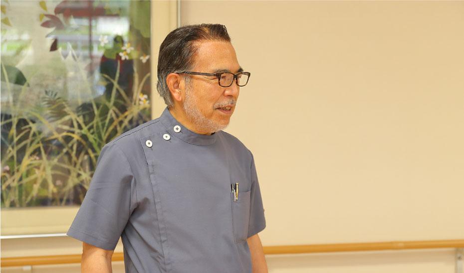 医療法人陽風会 理事長 北原信夫