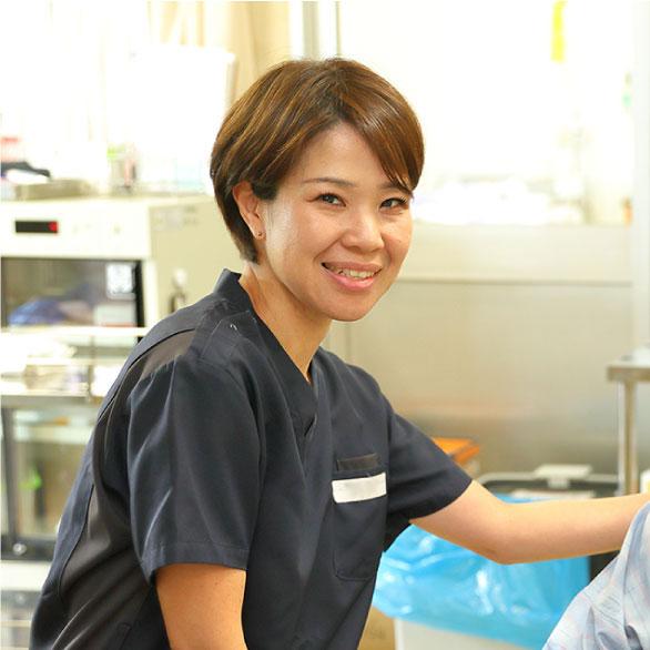 看護職 M・K