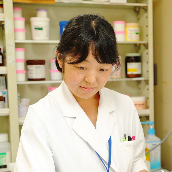 薬剤師 M・K